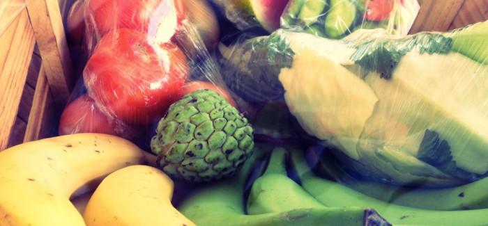 Les paniers fraicheur en Martinique sont composés de fruits et de légumes frais.