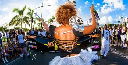 Assistez à une répétition du groupe de carnaval VaKBand en Martinique.